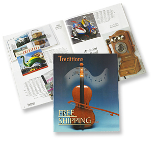 Traditions Catalog